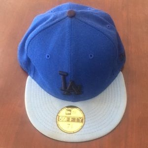 LA logo baseball cap New Era